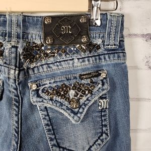Miss Me Jeans Studded Back Pockets - JP5002B54R